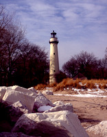 4129 Gross Point Lighthouse   Evanston Illinois
