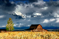 Landscapes-Wyoming